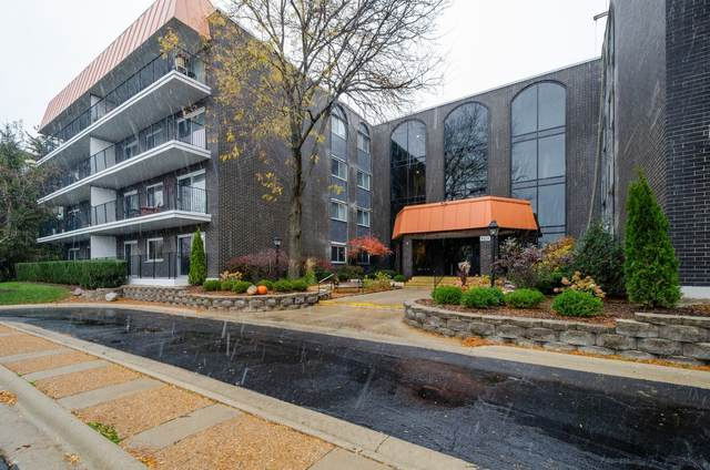 9529 Bronx Place #110, Skokie, IL 60077 (MLS #10936281) :: Property Consultants Realty