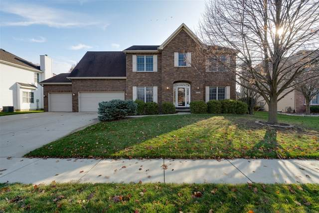 3703 Armstrong Drive, Bloomington, IL 61704 (MLS #10936337) :: The Spaniak Team
