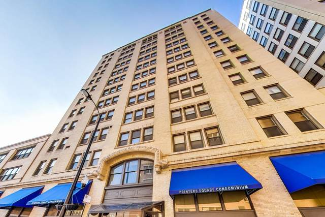 780 S Federal Street #302, Chicago, IL 60605 (MLS #10936378) :: BN Homes Group