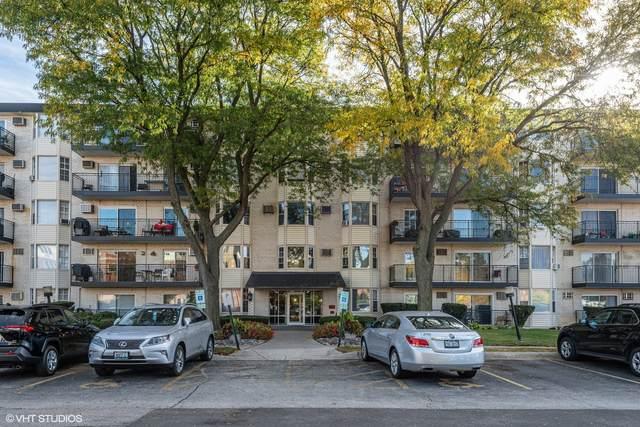 5506 Lincoln Avenue #423, Morton Grove, IL 60053 (MLS #10936473) :: BN Homes Group