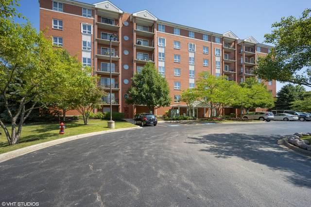 190 N Milwaukee Avenue 3-305, Wheeling, IL 60090 (MLS #10936506) :: Helen Oliveri Real Estate