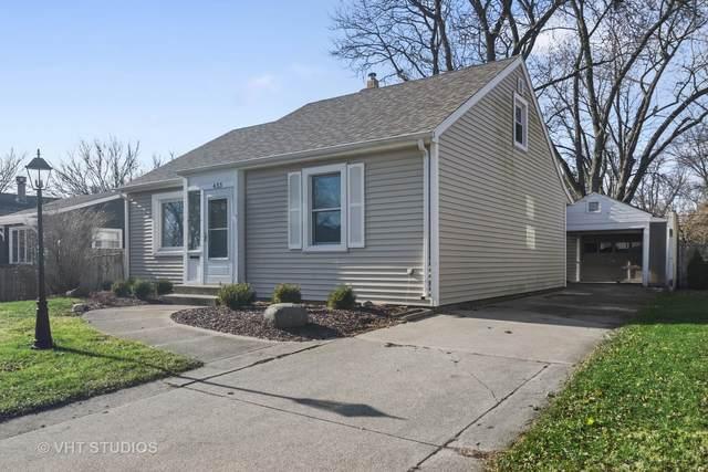 433 S Commonwealth Avenue, Aurora, IL 60506 (MLS #10936514) :: The Dena Furlow Team - Keller Williams Realty
