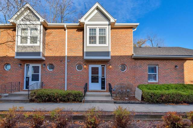 256 Duane Street C, Glen Ellyn, IL 60137 (MLS #10936537) :: Helen Oliveri Real Estate