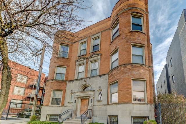 4311 S Forrestville Avenue 3N, Chicago, IL 60653 (MLS #10936588) :: BN Homes Group