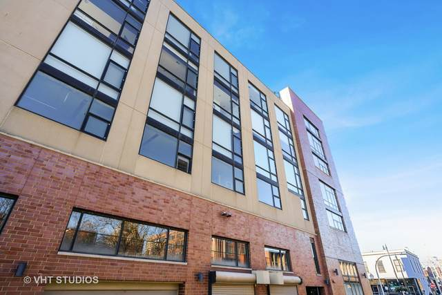 3946 N Ravenswood Avenue #607, Chicago, IL 60613 (MLS #10936632) :: Lewke Partners