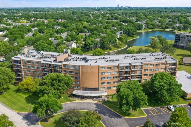 15 Bar Harbour Road 6L, Schaumburg, IL 60193 (MLS #10936634) :: Property Consultants Realty