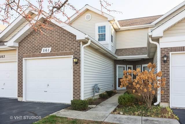 561 Woodhaven Drive, Mundelein, IL 60060 (MLS #10936666) :: Lewke Partners