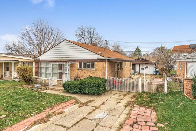 4717 W 83rd Street, Chicago, IL 60652 (MLS #10936667) :: Littlefield Group