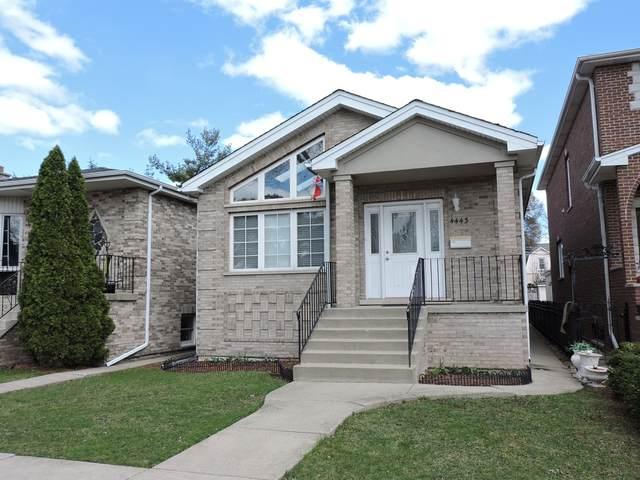 4443 N Newland Avenue N, Harwood Heights, IL 60706 (MLS #10936712) :: Lewke Partners
