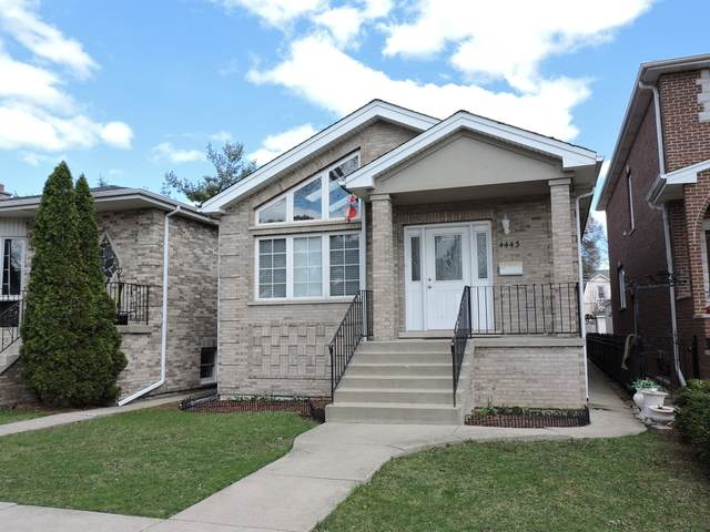 4443 N Newland Avenue N, Harwood Heights, IL 60706 (MLS #10936712) :: The Wexler Group at Keller Williams Preferred Realty