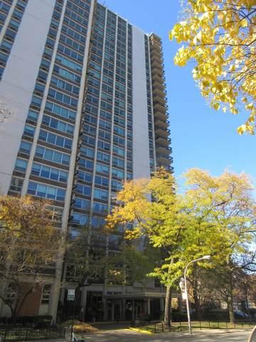 1255 N Sandburg Terrace 1204E, Chicago, IL 60610 (MLS #10936834) :: Lewke Partners