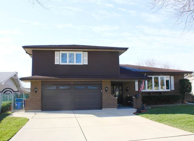 1301 W Meyer Drive, Addison, IL 60101 (MLS #10936852) :: Helen Oliveri Real Estate