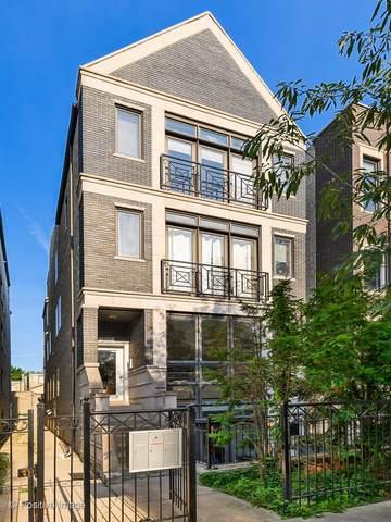 863 N Paulina Street #1, Chicago, IL 60622 (MLS #10936880) :: BN Homes Group