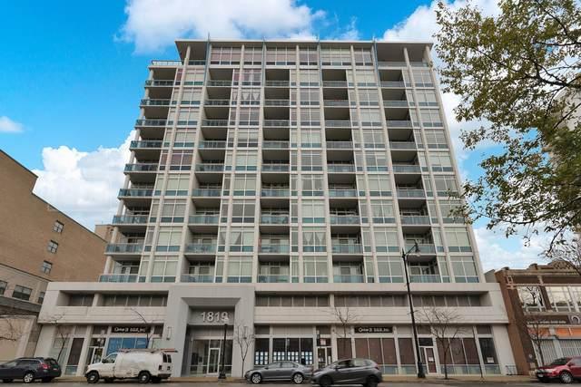 1819 S Michigan Avenue #606, Chicago, IL 60616 (MLS #10936945) :: Touchstone Group