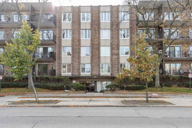 5501 N Lincoln Avenue #304, Morton Grove, IL 60053 (MLS #10937032) :: Helen Oliveri Real Estate