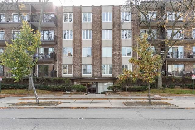 5501 N Lincoln Avenue #304, Morton Grove, IL 60053 (MLS #10937032) :: BN Homes Group