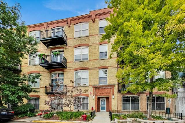 1740 N Maplewood Avenue #301, Chicago, IL 60647 (MLS #10937038) :: The Wexler Group at Keller Williams Preferred Realty