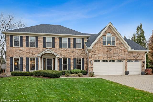 1460 Spero Court, Wheaton, IL 60187 (MLS #10937042) :: Helen Oliveri Real Estate