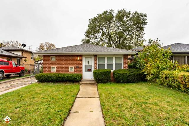14230 S Marquette Avenue, Burnham, IL 60633 (MLS #10937054) :: Schoon Family Group