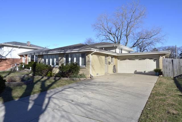 711 S Mount Prospect Road, Des Plaines, IL 60016 (MLS #10937059) :: BN Homes Group
