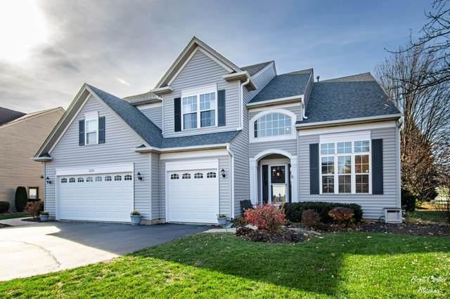 1221 Sedgewood Trail, Algonquin, IL 60102 (MLS #10937060) :: Helen Oliveri Real Estate