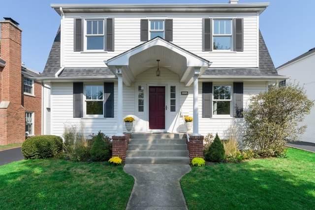 2024 Greenwood Avenue, Wilmette, IL 60091 (MLS #10937078) :: Jacqui Miller Homes