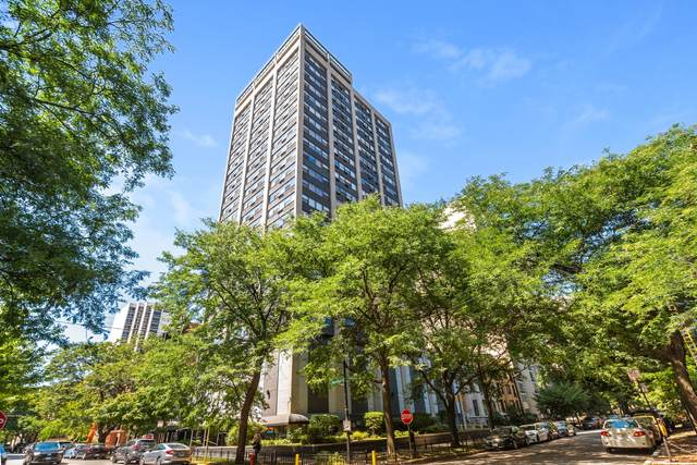 2700 N Hampden Court 22D, Chicago, IL 60614 (MLS #10937195) :: The Wexler Group at Keller Williams Preferred Realty