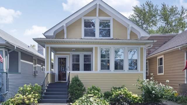 908 N Humphrey Avenue, Oak Park, IL 60302 (MLS #10937219) :: Helen Oliveri Real Estate