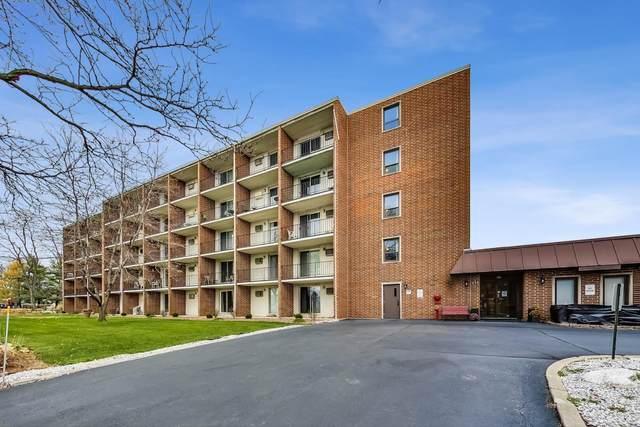 255 S West Avenue #105, Elmhurst, IL 60126 (MLS #10937245) :: Helen Oliveri Real Estate