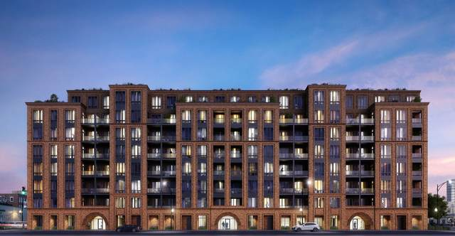 313 S Racine Avenue Phd, Chicago, IL 60607 (MLS #10937255) :: O'Neil Property Group