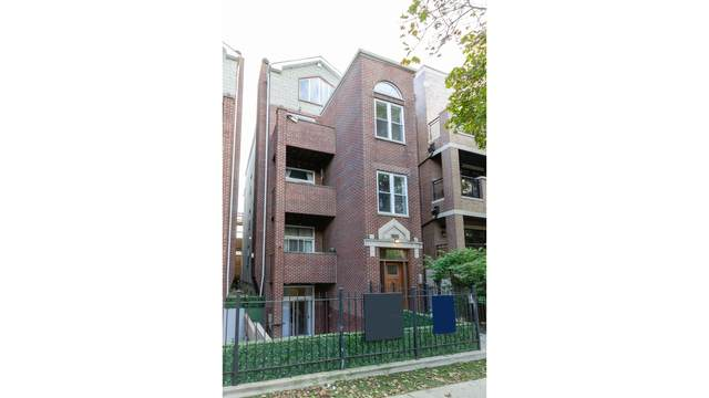 1529 W Montana Street #1, Chicago, IL 60614 (MLS #10937266) :: Helen Oliveri Real Estate