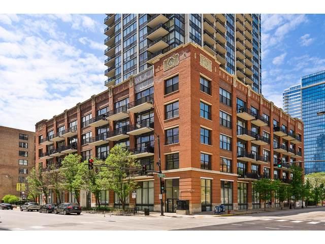 210 S Desplaines Street #1411, Chicago, IL 60661 (MLS #10937269) :: O'Neil Property Group