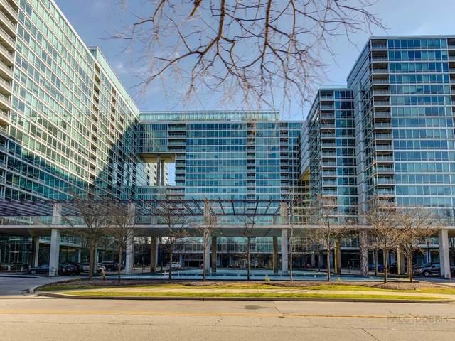 9715 Woods Drive #1301, Skokie, IL 60077 (MLS #10937339) :: Helen Oliveri Real Estate