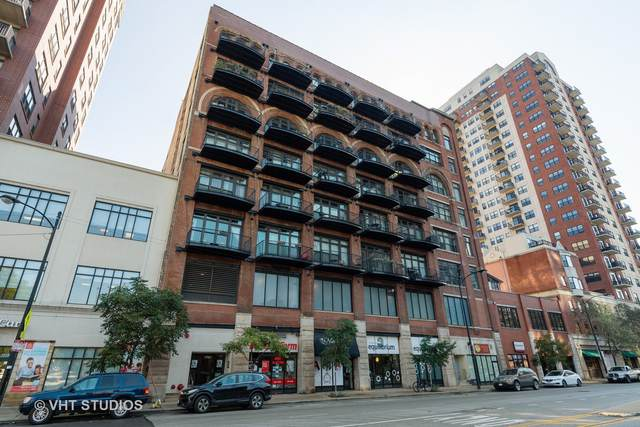 1503 S State Street #813, Chicago, IL 60605 (MLS #10937350) :: O'Neil Property Group