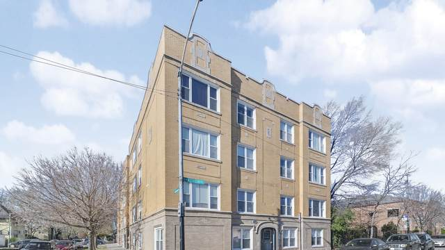 5302 N Kedzie Avenue #1, Chicago, IL 60625 (MLS #10937385) :: BN Homes Group