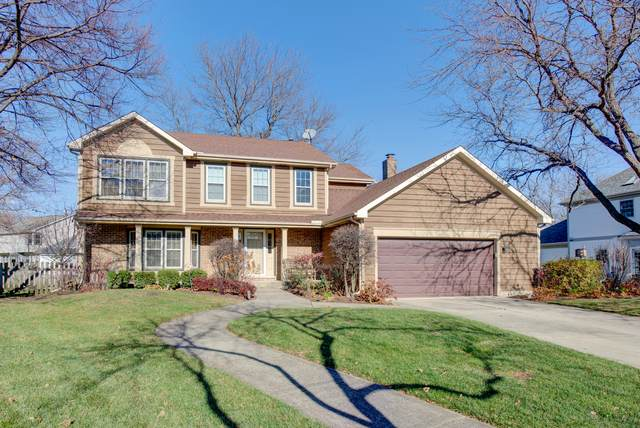 134 N Manchester Lane, Bloomingdale, IL 60108 (MLS #10937387) :: John Lyons Real Estate
