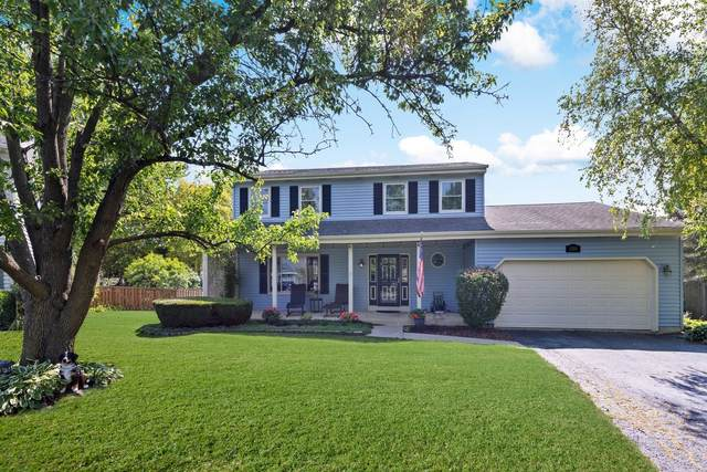 1308 Marengo Court, Naperville, IL 60564 (MLS #10937400) :: Suburban Life Realty