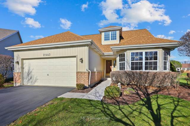 21443 W Sycamore Court, Plainfield, IL 60544 (MLS #10937405) :: John Lyons Real Estate