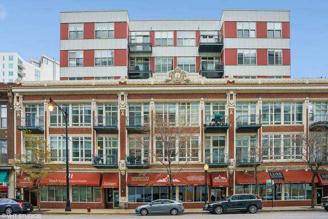 1631 S Michigan Avenue #506, Chicago, IL 60616 (MLS #10937411) :: O'Neil Property Group