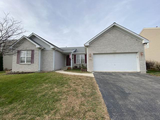 411 Winding Trail, Genoa, IL 60135 (MLS #10937425) :: BN Homes Group
