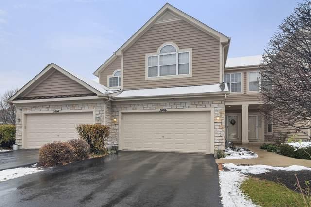2906 Brossman Street, Naperville, IL 60564 (MLS #10937441) :: The Dena Furlow Team - Keller Williams Realty