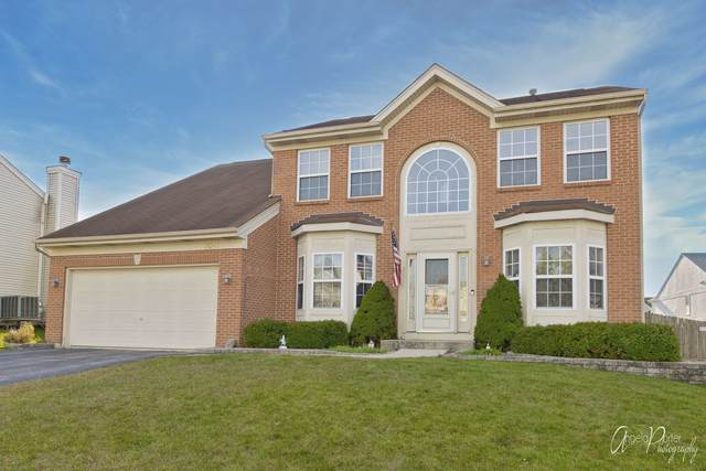 2041 Burr Oak Court, Round Lake, IL 60073 (MLS #10937450) :: Helen Oliveri Real Estate