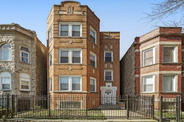 6046 S Rhodes Avenue, Chicago, IL 60637 (MLS #10937453) :: Property Consultants Realty