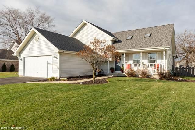 5728 W Roosevelt Street, Monee, IL 60449 (MLS #10937462) :: Littlefield Group