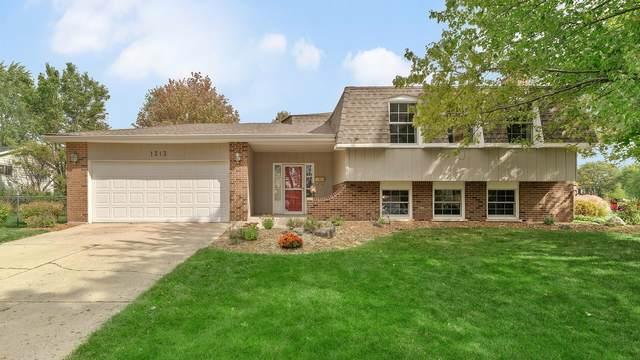 1313 Leeds Court, Wheaton, IL 60189 (MLS #10937468) :: John Lyons Real Estate