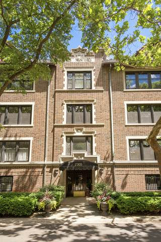2305 N Commonwealth Avenue 2N, Chicago, IL 60614 (MLS #10937477) :: Property Consultants Realty