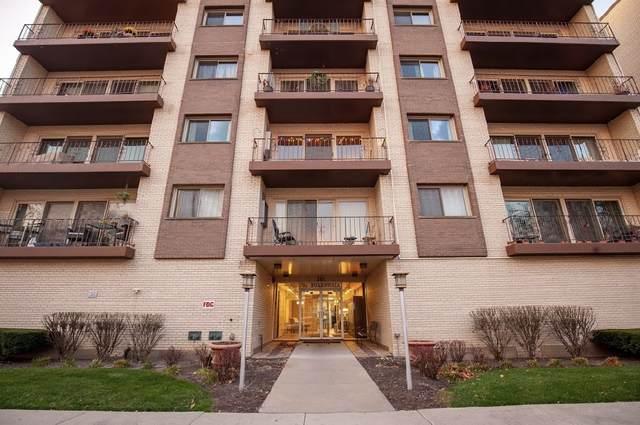 251 Marengo Avenue 7G, Forest Park, IL 60130 (MLS #10937484) :: Lewke Partners