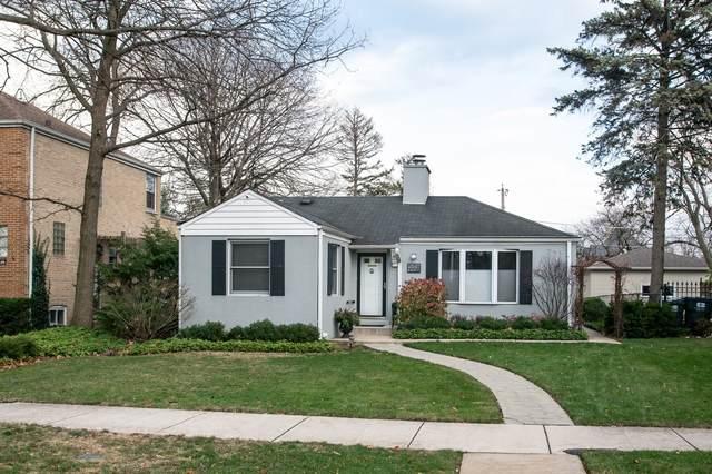 6821 N Kildare Avenue, Lincolnwood, IL 60712 (MLS #10937519) :: BN Homes Group