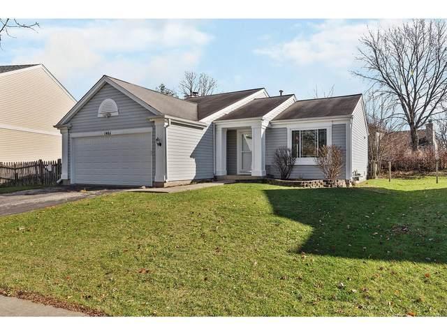 1461 Bent Oak Trail, Aurora, IL 60506 (MLS #10937535) :: BN Homes Group