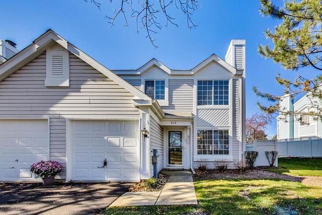 312 Bunker Hill Circle, Aurora, IL 60504 (MLS #10937547) :: Lewke Partners